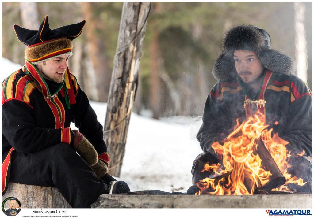 Sami costume