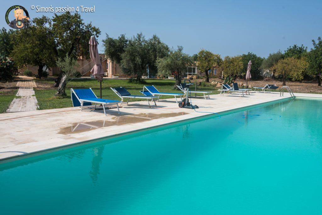 terra mater piscina