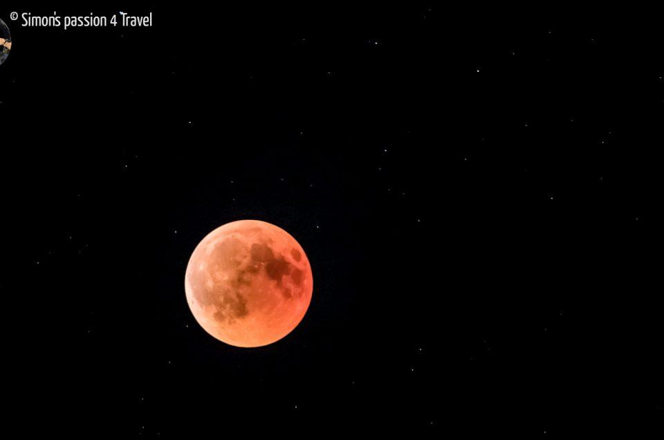 La notte in rosso