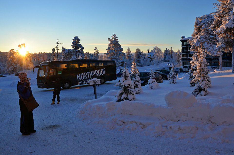 Lapland Hotel Riekonlinna: Saariselka Lapponia finlandese