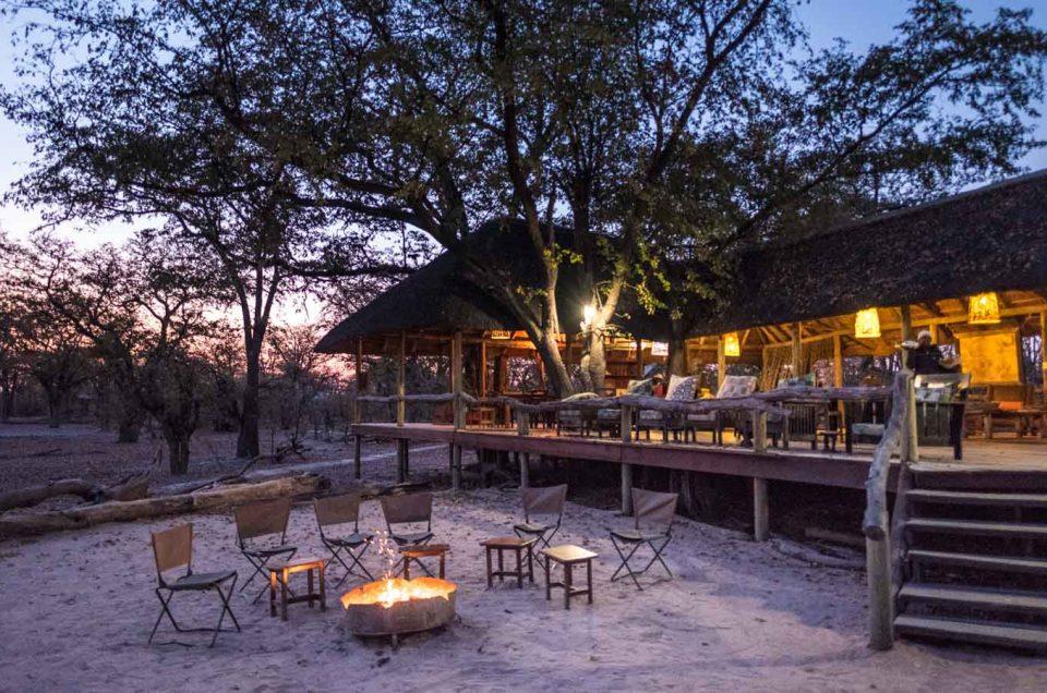 Il mio itinerario per visitare il Botswana