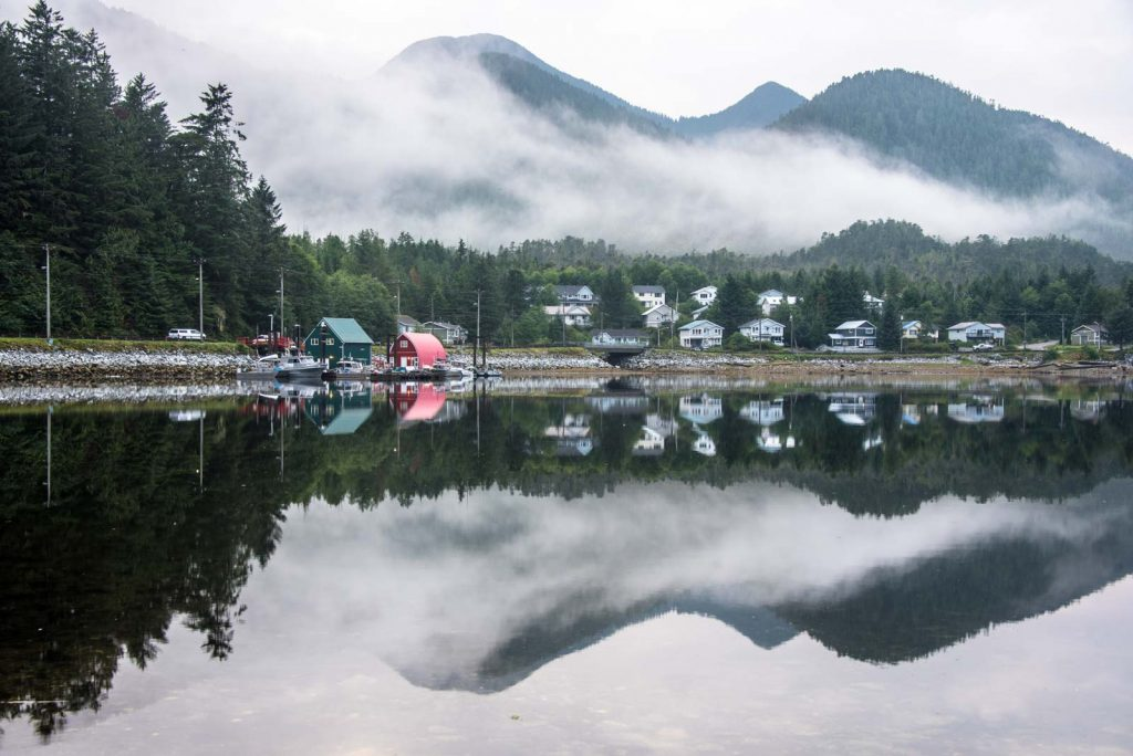 klemtu-reflection-great-bear-rainforest