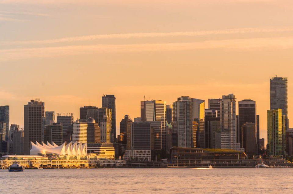 Un giorno e due mezzi a Vancouver